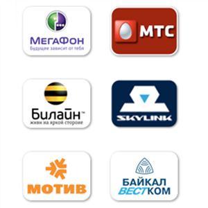 Операторы сотовой связи Охи